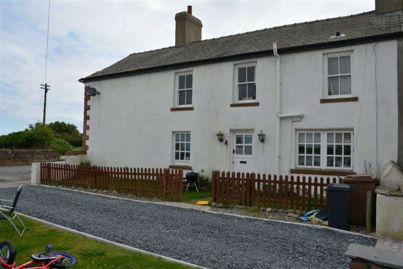 3 Bedrooms Property for sale in Rampside, Barrow In Furness, Cumbria