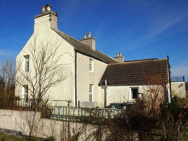 5 Bedrooms Detached House for sale in Bower House, Bower, Wick 25,000 UNDER HOME REPORT VALUATION, With potential building plot worth 30000 included