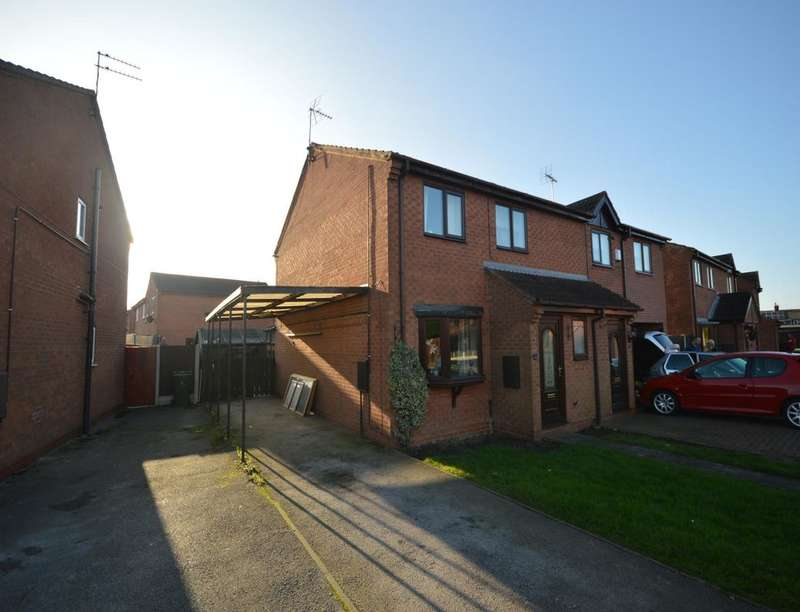 3 Bedrooms Semi Detached House for sale in St. Georges Road, Thorne, DONCASTER, DN8