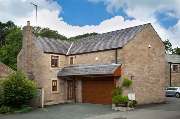 5 Bedrooms Detached House for sale in Rivers View Fold, Low Dolphinholme, Lancaster, Lancashire
