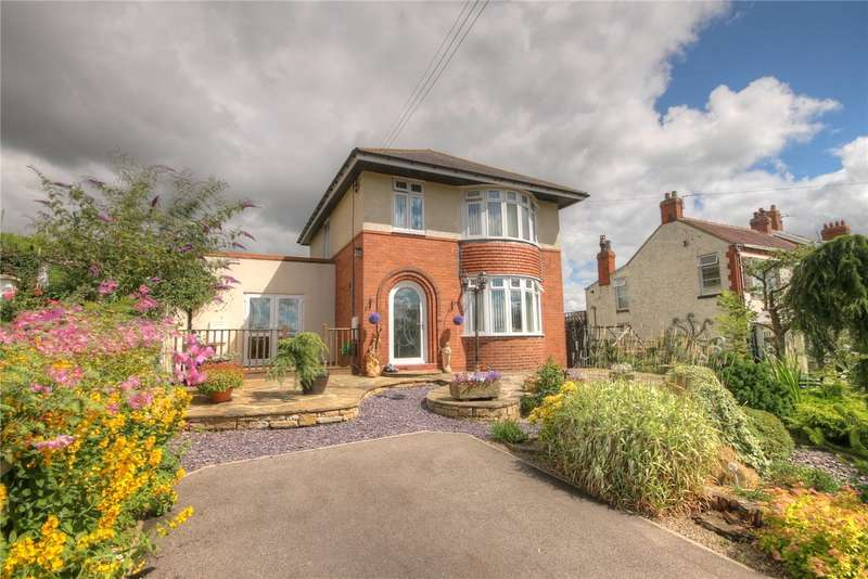 3 Bedrooms Detached House for sale in High West Road, Crook, County Durham, DL15