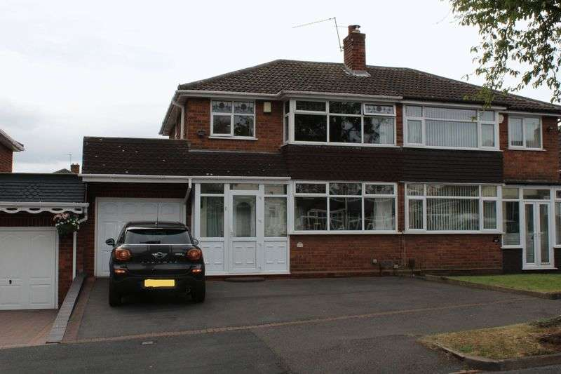 3 Bedrooms Semi Detached House for sale in Elizabeth Walk, Tipton