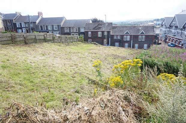 Land Commercial for sale in Cwrt Coedybrain, Aberbargoed, BARGOED, Caerphilly