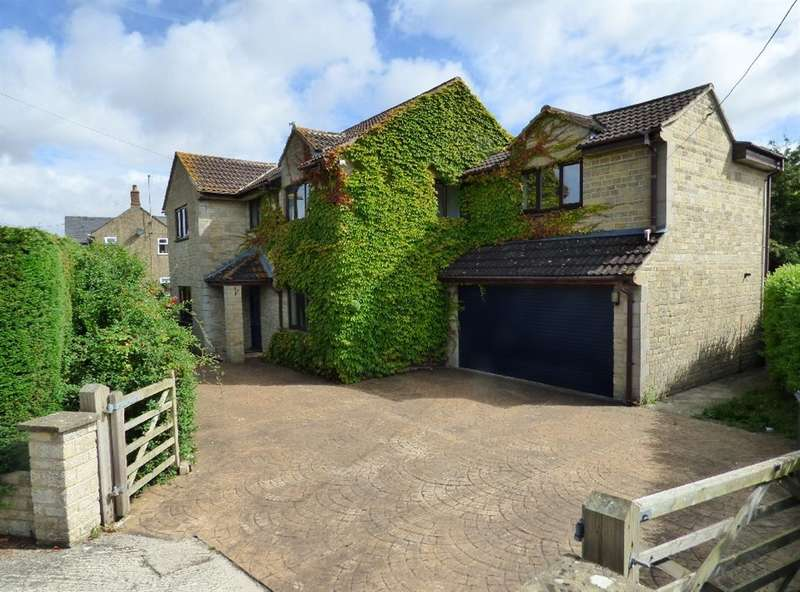5 Bedrooms Detached House for sale in 1a, Chelworth Road, Cricklade, Wiltshire