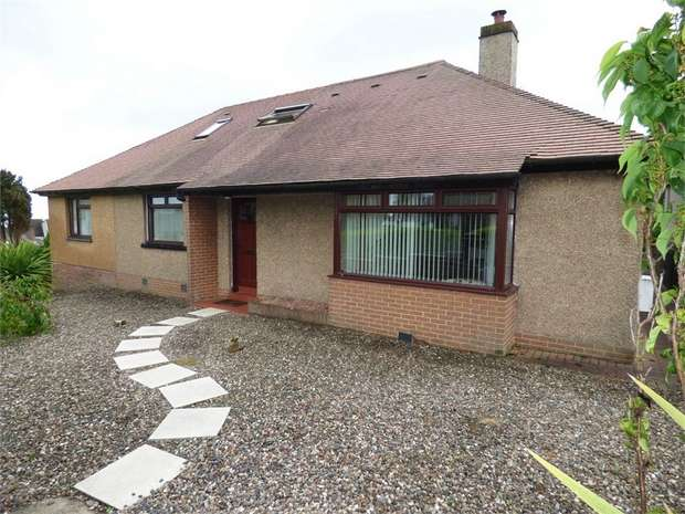 4 Bedrooms Detached Bungalow for sale in Law Road, Dundee