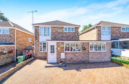 4 Bedrooms Detached House for sale in Bideford Green, Leighton Buzzard, Linslade, Bedfordshire