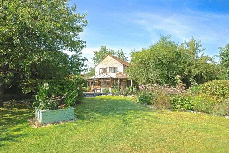 3 Bedrooms House for sale in CHARLTON MACKRELL - Between Somerton, Glastonbury and Castle Cary