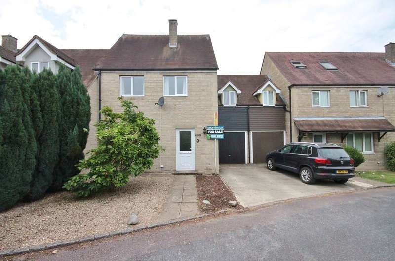 4 Bedrooms Terraced House for sale in Lewin Close, Cowley