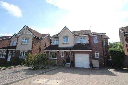 5 Bedrooms Detached House for sale in Lady Place, Livingston