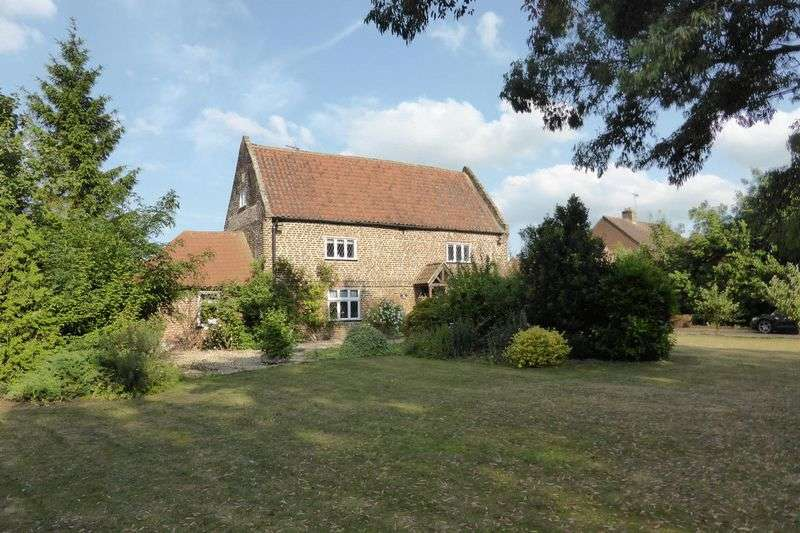 6 Bedrooms Detached House for sale in Market Lane, Walpole St Andrew, Norfolk