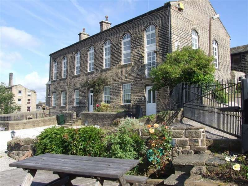 4 Bedrooms Apartment Flat for sale in Horkinstone House, Sykes Lane, Oxenhope, BD22 9SH