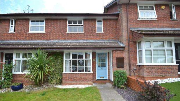3 Bedrooms Terraced House for sale in 27 Queensbury Place, Hawley, Camberley, GU17 9LX