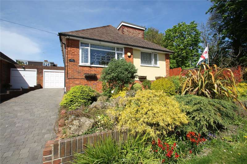 3 Bedrooms Detached Bungalow for sale in Norbury Close, North Lancing, West Sussex, BN15