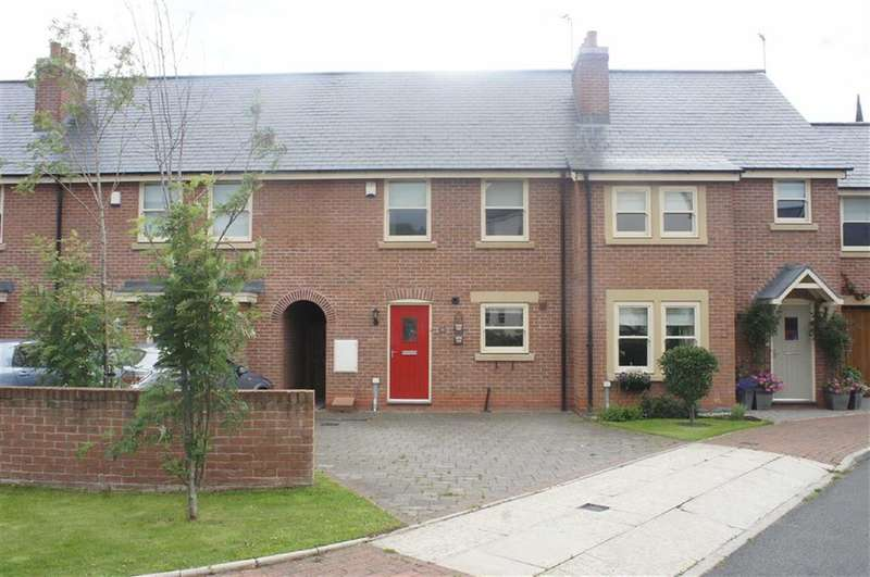 2 Bedrooms Property for sale in Mill Weir Gardens, Sefton Village