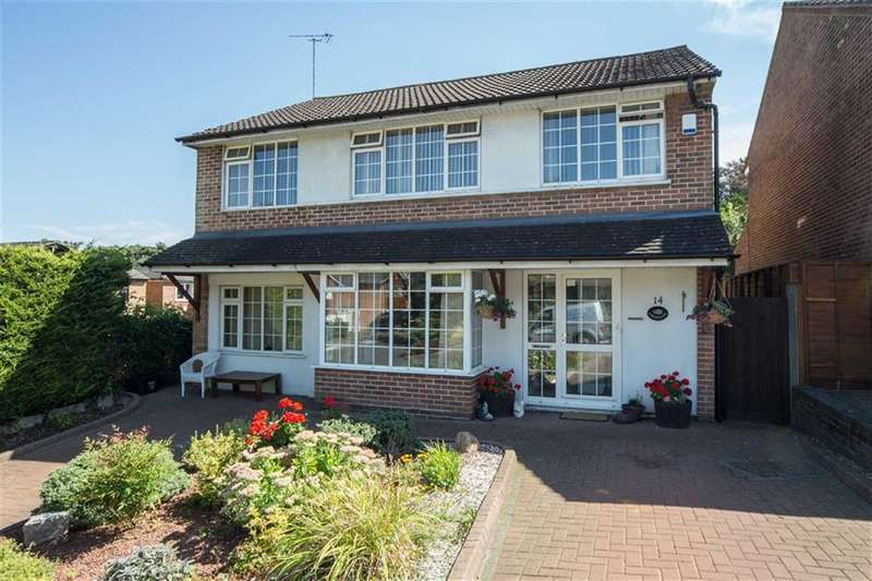 5 Bedrooms Property for sale in Parkland Drive, Luton