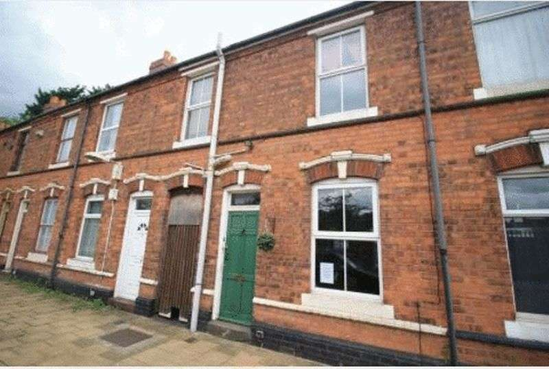 2 Bedrooms Terraced House for sale in Brook Cottages, B25 8DR