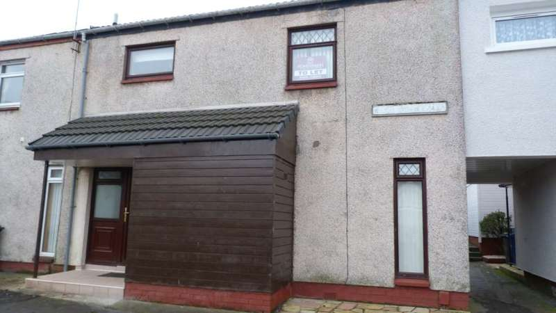 2 Bedrooms End Of Terrace House for sale in Mallaig Rd, Port Glasgow