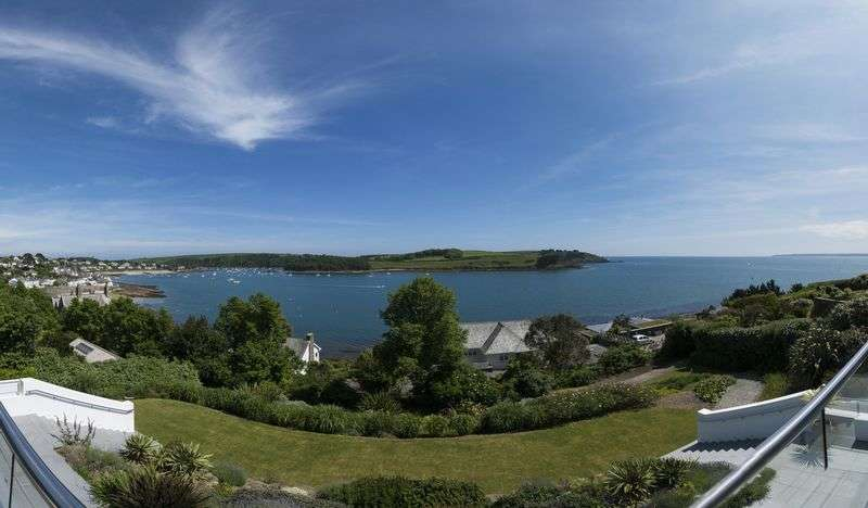 4 Bedrooms Detached House for sale in Upper Castle Road, St Mawes