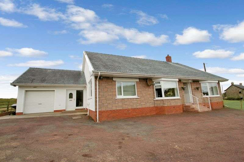 3 Bedrooms Detached Bungalow for sale in Hillend Bungalow, Crossford