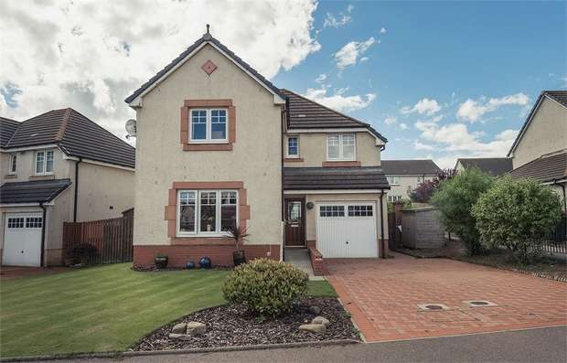 4 Bedrooms Detached House for sale in Lochinch Drive, Cove, Aberdeen, Aberdeen