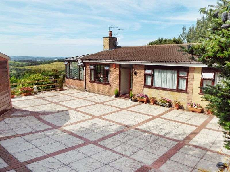 3 Bedrooms Detached Bungalow for sale in Gravelly Bank, Lightwood, Stoke on Trent