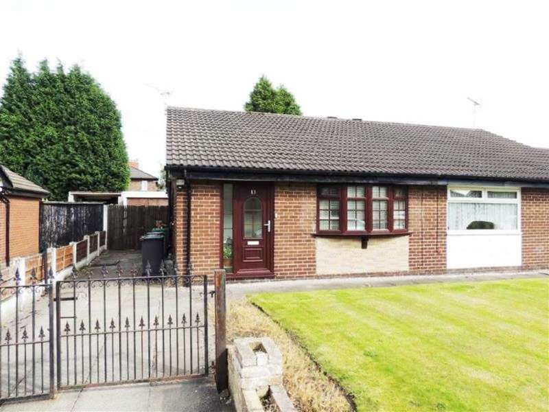 2 Bedrooms Property for sale in Thornholme Close, Gorton, Manchester