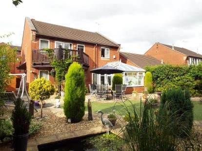 4 Bedrooms Detached House for sale in Victoria Quay, Ashton-On-Ribble, Preston, Lancashire, PR2