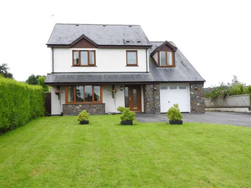 4 Bedrooms Property for sale in Capel Dewi