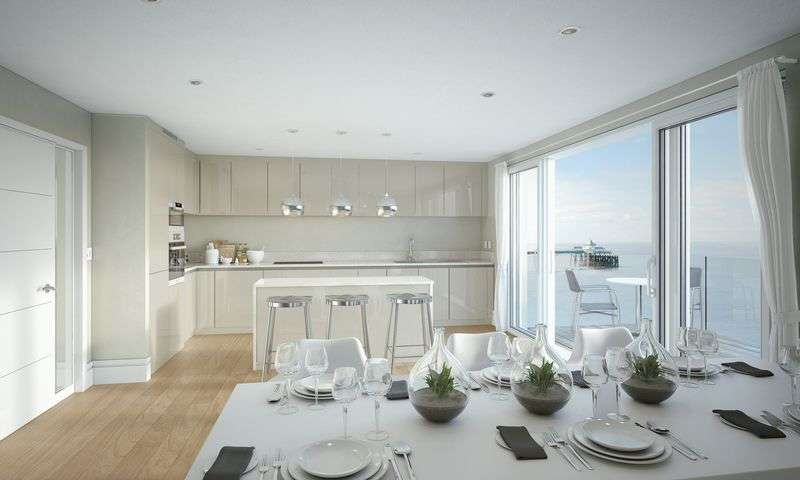 4 Bedrooms Terraced House for sale in Plot 5, Marine Hill, Clevedon