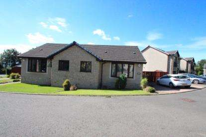 2 Bedrooms Bungalow for sale in Formonthills Park, Glenrothes