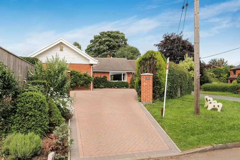 5 Bedrooms Detached Bungalow for sale in Mill Street, Packington, Leicestershire LE65 1WL