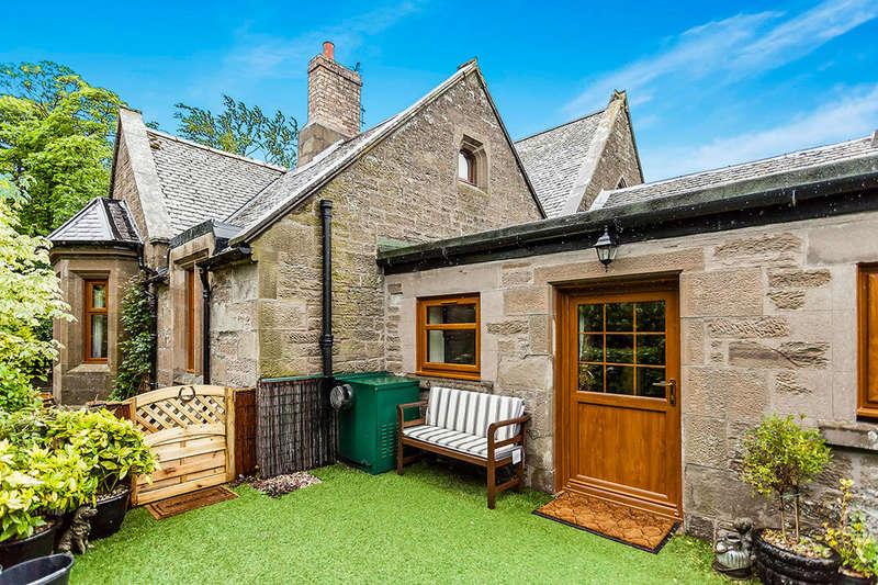 2 Bedrooms Semi Detached House for sale in Shielmaron Monikie, ,Broughty Ferry, Dundee, DD5