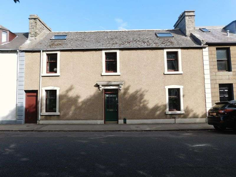5 Bedrooms Terraced House for sale in 53 Argyle Square, Wick, Caithness, KW1 45AJ