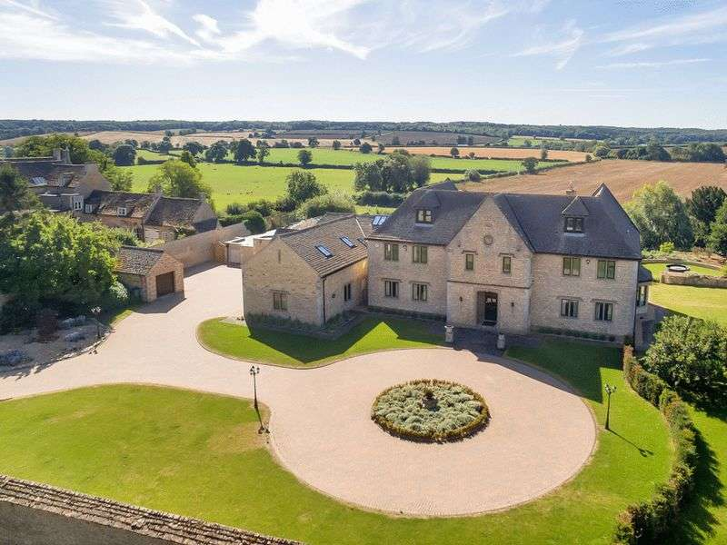 6 Bedrooms Detached House for sale in Tixover, Nr Stamford, Rutland