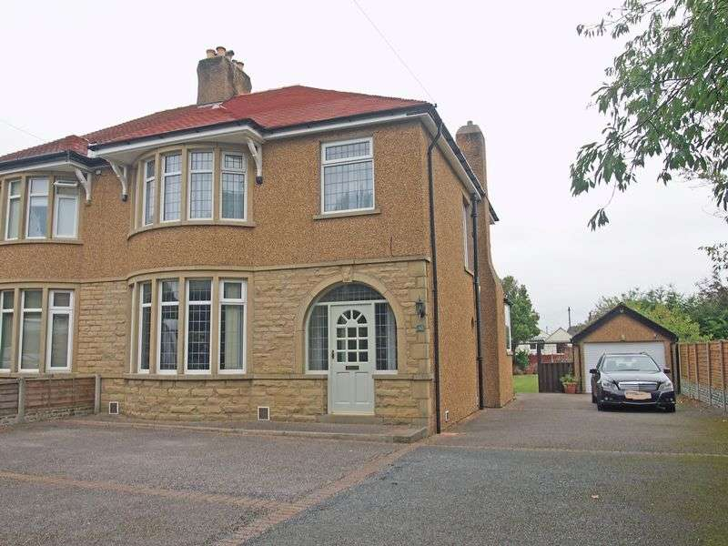 3 Bedrooms Semi Detached House for sale in Broadway, Morecambe