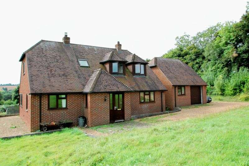 3 Bedrooms Detached House for sale in West Meon, Petersfield