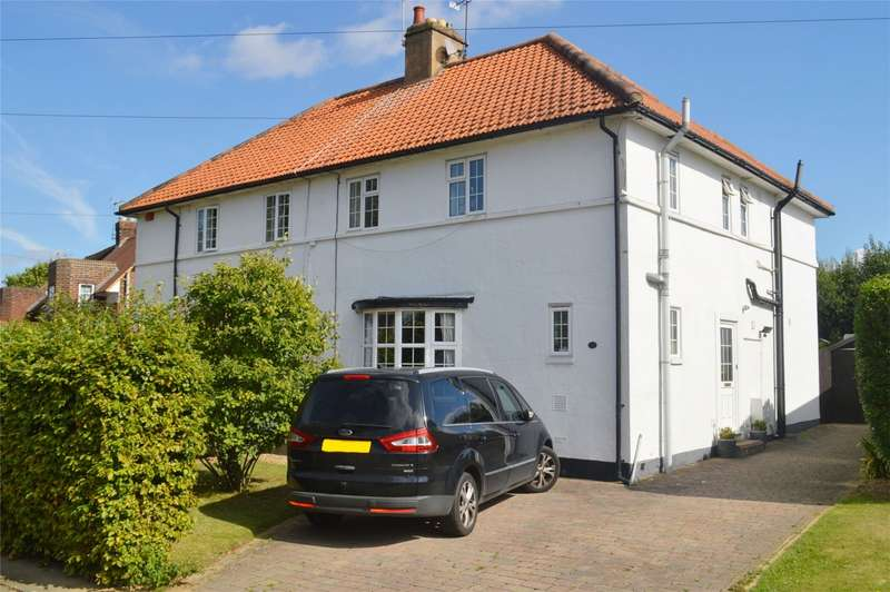 3 Bedrooms Semi Detached House for sale in Attimore Road, WELWYN GARDEN CITY, Hertfordshire