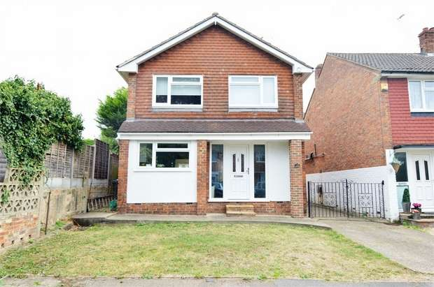 4 Bedrooms Detached House for sale in Rainer Close, Cheshunt, Waltham Cross, Hertfordshire