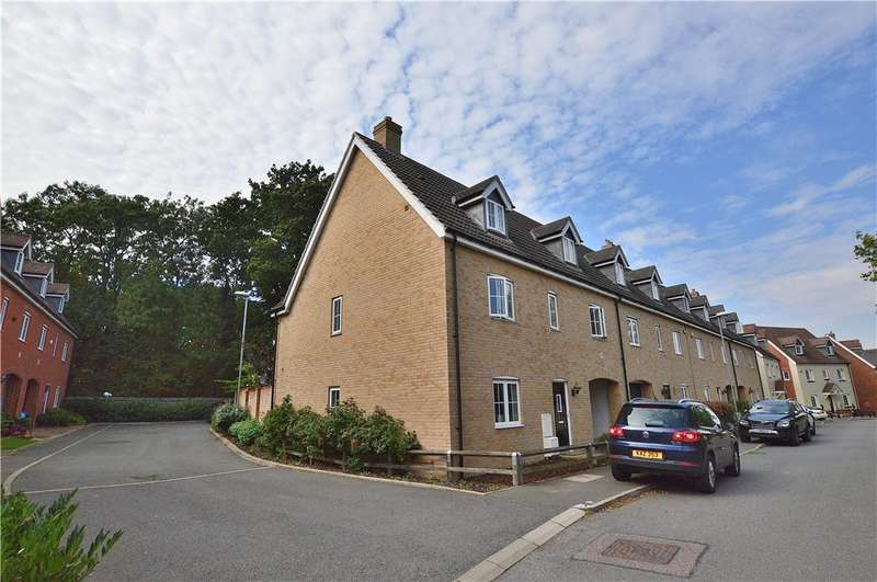 4 Bedrooms End Of Terrace House for sale in Stansted Mountfitchet