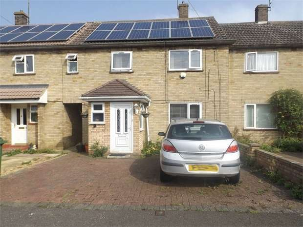 3 Bedrooms Terraced House for sale in Richmond Avenue, Peterborough, Cambridgeshire