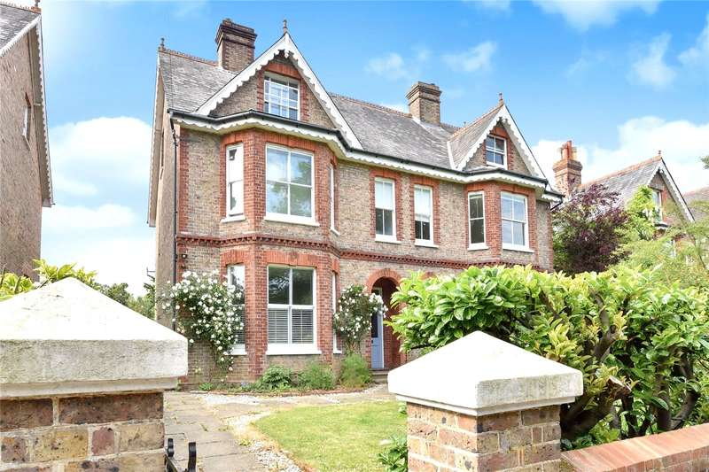 6 Bedrooms Semi Detached House for sale in High Street, Cranbrook