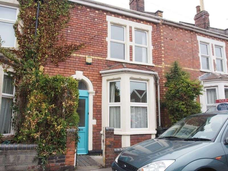 2 Bedrooms Terraced House for sale in Grove Road, Fishponds