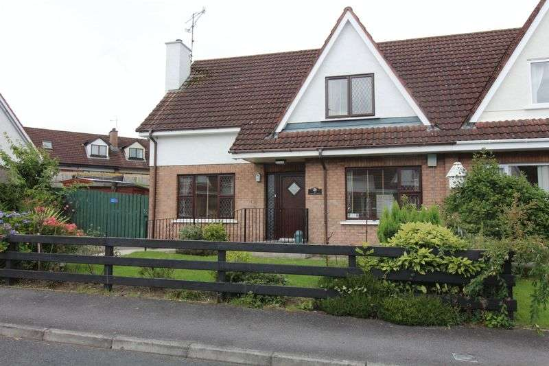 3 Bedrooms Semi Detached House for sale in 18 Ardaveen Drive, Dublin Road Newry BT35 8UH