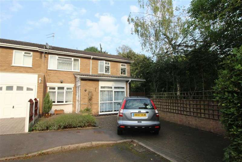 4 Bedrooms Property for sale in Petton Close, Winyates East, Redditch, Worcestershire, B98