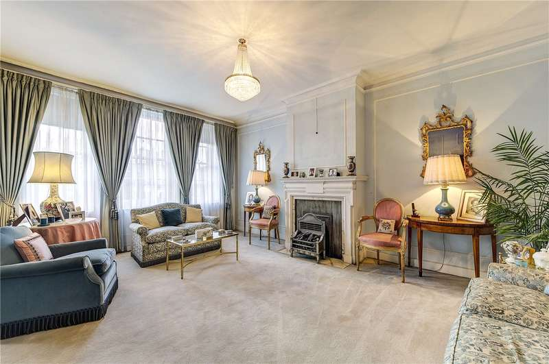 5 Bedrooms Flat for sale in St Mary Abbots Court, Warwick Gardens, London, W14