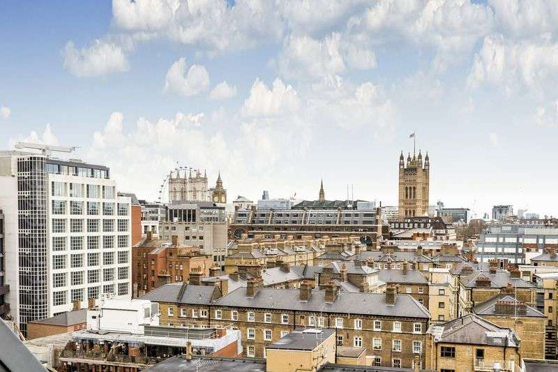 3 Bedrooms Flat for sale in Artillery Mansions, Westminster