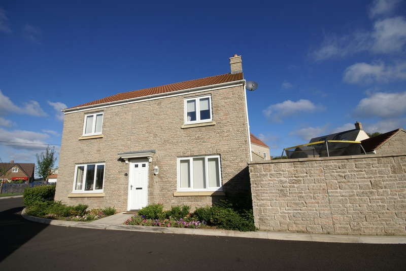 4 Bedrooms Detached House for sale in Wylington Road, Frampton Cotterell, Bristol BS36 2FN