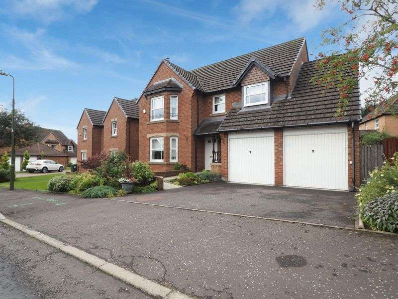 4 Bedrooms Detached House for sale in 8 Westcroft Court, Livingston