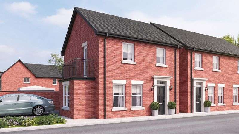 3 Bedrooms Detached House for sale in Site 11 The Porter, Kinross Avenue BT5 7GH