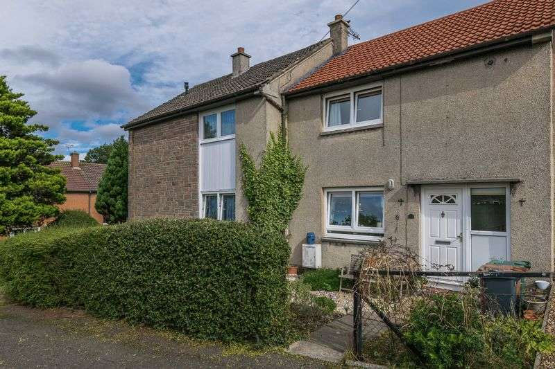 2 Bedrooms Terraced House for sale in 51 Hillwood Terrace, Newbridge, Edinburgh, EH28 8QA